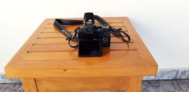 Nikon P500 com Frete Grátis (bateria Fraca) - Foto 5