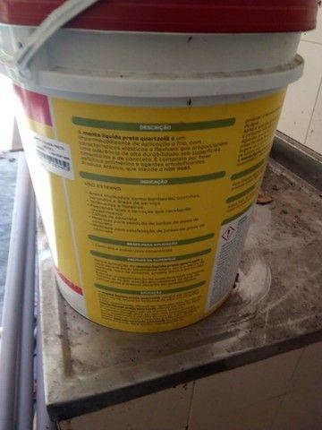 Impermeabilizante 18 litros  - Foto 6