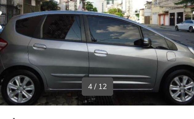 Honda fit 14/14 impecável !! - Foto 3