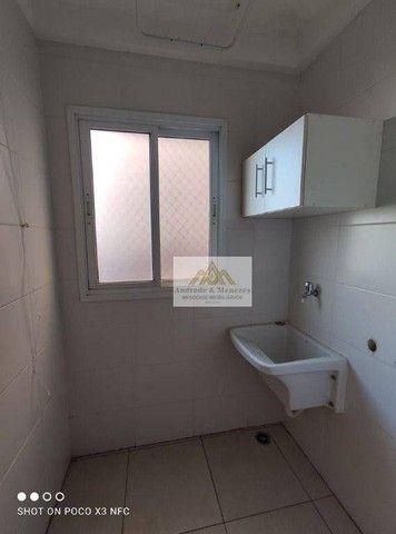 Apartamento com 1 dormitório para alugar, 44 m² por R$ 1.000,00/mês - Nova Aliança - Ribei - Foto 7