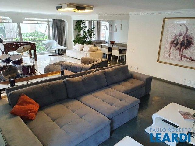 Apartamento à venda com 4 dormitórios em Jardim américa, São paulo cod:650346 - Foto 2