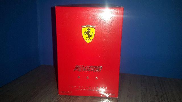 Perfume Ferrari Red 125ml lacrado