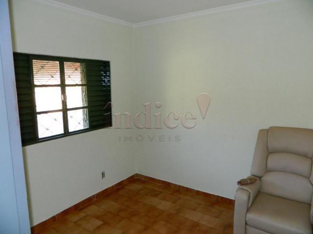 Casa à venda com 4 dormitórios em Jardim josé sampaio júnior, Ribeirão preto cod:7947 - Foto 7