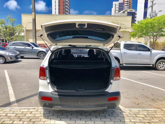 Kia SORENTO 2012 AUTOMÁTICA, COM APENAS 52.000 KMS RODADOS, ÚNICO DONO, ESTADO DE ZERO KM! - Foto 19