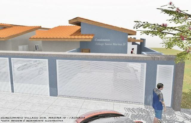Casa Nova || Pontal Sta Marina Caraguá || 1 Dorm, 1 Suíte || 2 Vagas de Garagem || 195 mil