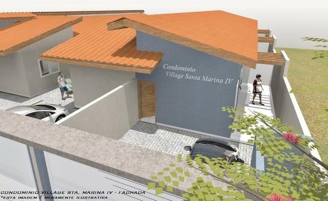 Casa Nova || Pontal Sta Marina Caraguá || 1 Dorm, 1 Suíte || 2 Vagas de Garagem || 195 mil - Foto 12