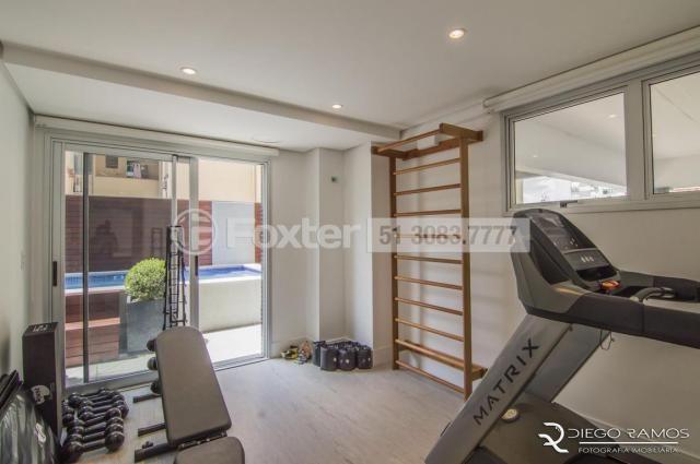 Apartamento à venda com 1 dormitórios em Petrópolis, Porto alegre cod:178347 - Foto 15