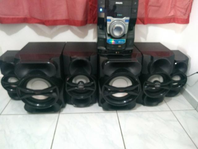 Micro System Philips 1800 RMS