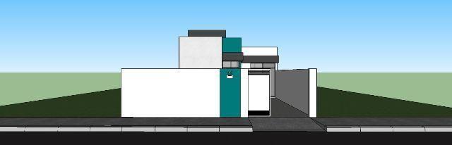 Oferta imperdível - Casa Portal Sudoeste - Terreno 8 x 20 m - 54,40 m² - Reservas