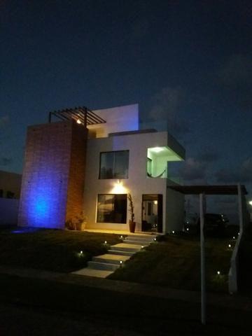 Vendemos belissima casa em cond de luxo Barra de sao miguel