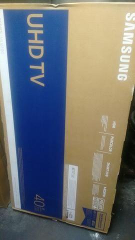 Troco TV nova 40 polegadas por moto do meu interrese
