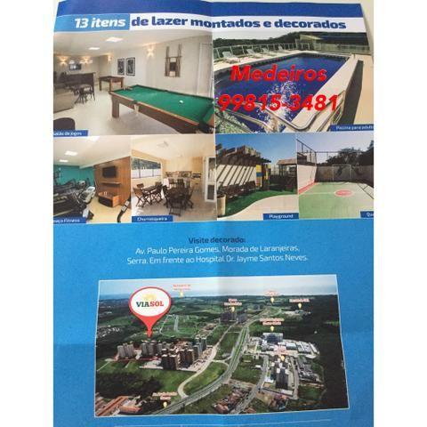Vendo apartamentos prontos para Morar em Morada de Laranjeiras