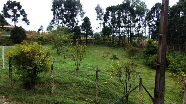 Chacara a 4 km do centro de Araucara 3.734,18 pronto para construir - Foto 7