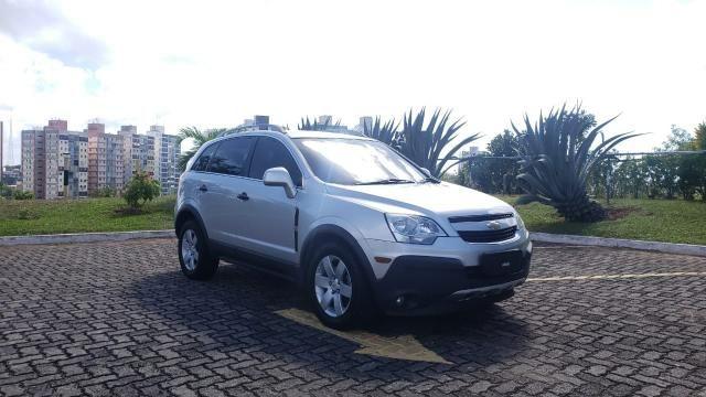 Chevrolet captiva 2012/2012 2.4 sfi ecotec fwd 16v gasolina 4p automático