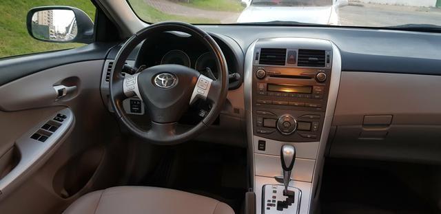 Corolla xei automático 2013 IMPECÁVEL - Foto 10
