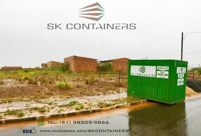 Container para obra, evento, almoxarifado - Foto 5