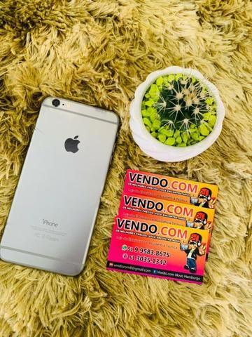 ?Celular IPhone 6 16gb (semi-novo)