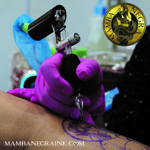 Maquina de Tatuagem Mamba Negra (Máquina NOVA!!)