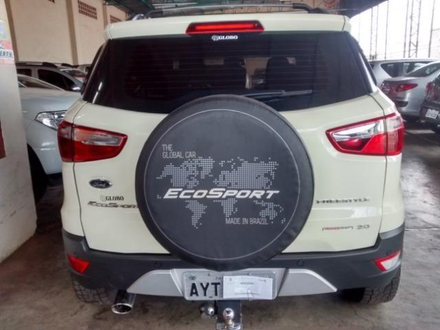 Ecosport Freestyle Flex Automático Completo 2015 - Foto 2