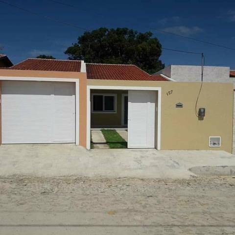 Casa plana no ancuri R$ 136.000,00 ja com documentação inclusa(2 Quarto)