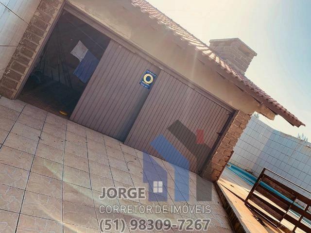 Excelente casa mobiliada com piscina, na Beira Mar de Tramandaí