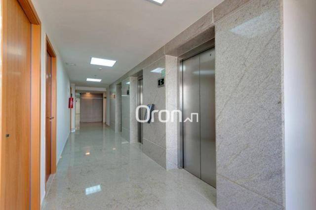 Sala à venda, 101 m² por r$ 676.000,00 - vila são tomaz - aparecida de goiânia/go - Foto 6