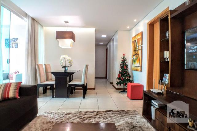 Apartamento à venda com 3 dormitórios em Buritis, Belo horizonte cod:258333 - Foto 2