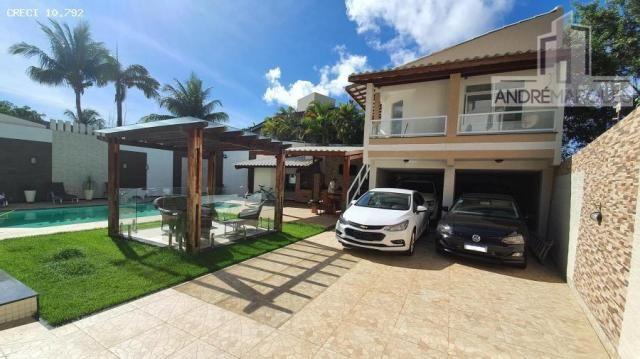 Casa para Venda em Salvador, jaguaribe, 7 dormitórios, 7 suítes, 3 banheiros, 10 vagas - Foto 3