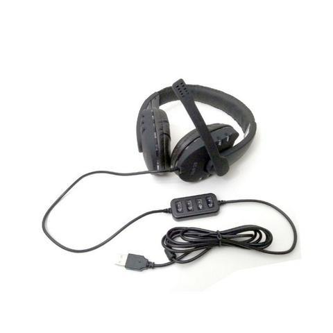 Fone Headset Headphone Gamer Ec-9700 Ecooda Usb 7.1 Stereo Microfone Volume Led - Foto 6