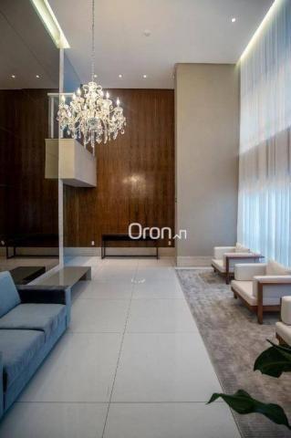 Apartamento com 4 dormitórios à venda, 271 m² por r$ 2.213.000,00 - jardim goiás - goiânia - Foto 12