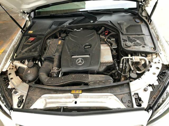 C180 interior Caramelo Carro Extra, Entrada 28.000+ 60x Aceito carro Carta Contemplada - Foto 6