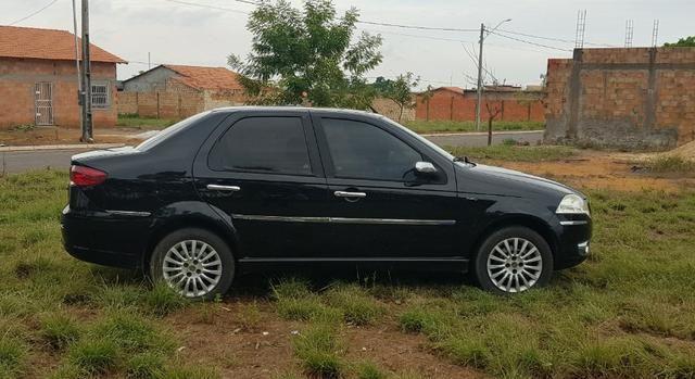 Imperdível Fiat Siena Hlx Aut 2010 Melhor Custo Benefício - Foto 5