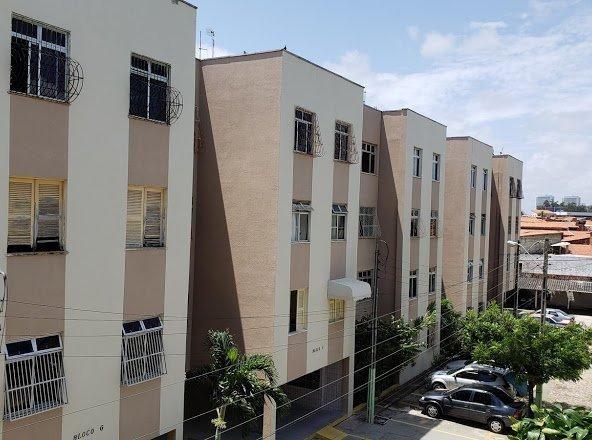 Aluga-se Apartamento no Condomínio Residencial Salinas