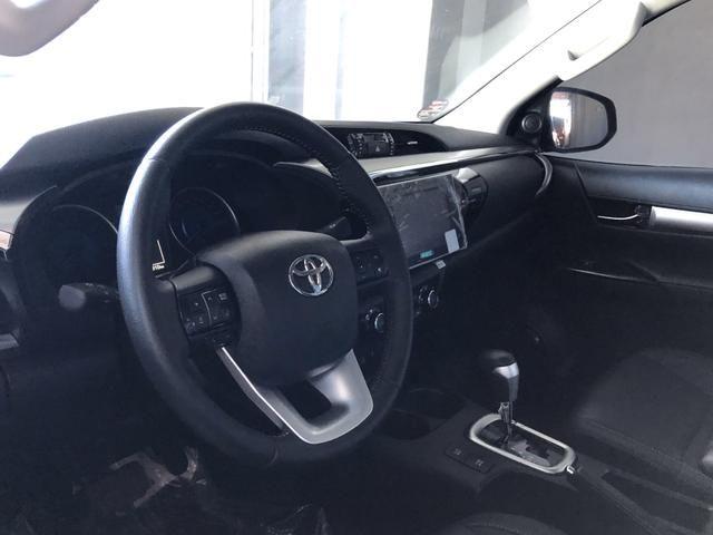 Toyota hilux 2.8 srx 4x4 cd 16v diesel 4p automático 2018 - Foto 6