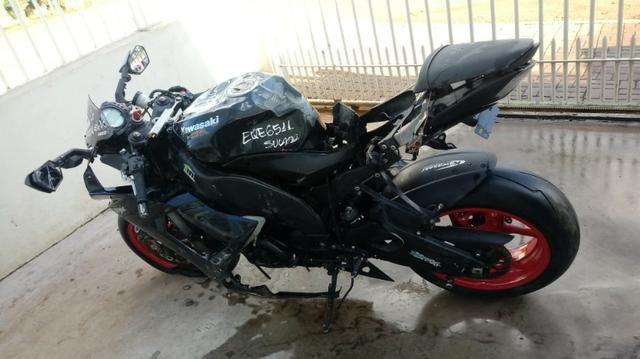 Moto Para Retirada De Peças/sucata Kawasaki Zx10 R Ano 2010