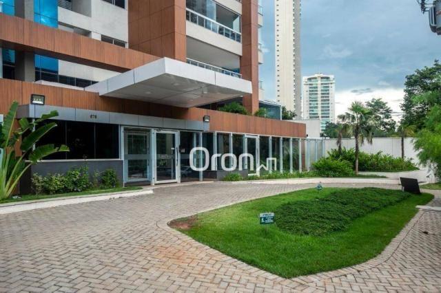 Apartamento com 4 dormitórios à venda, 271 m² por r$ 2.213.000,00 - jardim goiás - goiânia - Foto 14