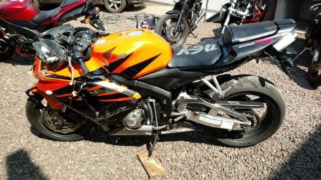Moto Para Retirada De Peças / Sucata Honda Cbr 600 Ano 2006 - Foto 4