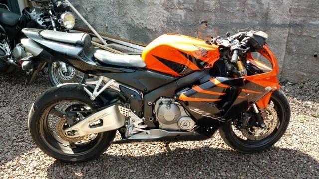 Moto Para Retirada De Peças/sucata Honda Cbr 600 Rr Ano 2006