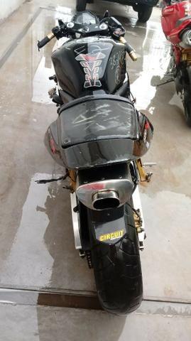 Moto Para Retirada De Peças/sucata Honda Cbr 600 Rr Ano 2004 - Foto 5