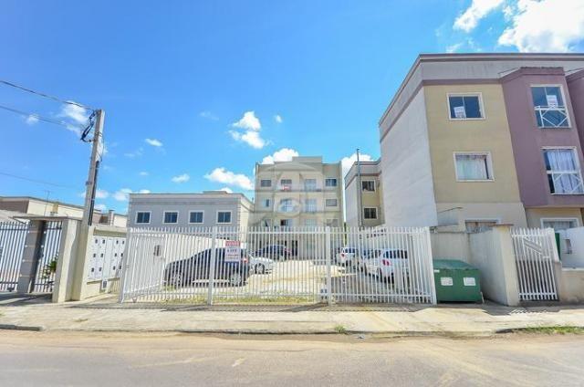 Apartamento à venda com 2 dormitórios em Afonso pena, São josé dos pinhais cod:151109