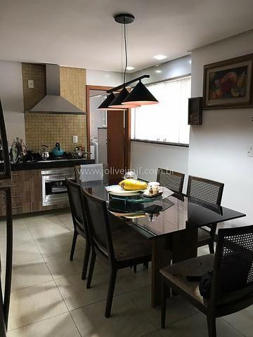 J2 - Excelente apartamento de 4 quartos, Elevador, slão de festas - Cascatinha - Foto 8