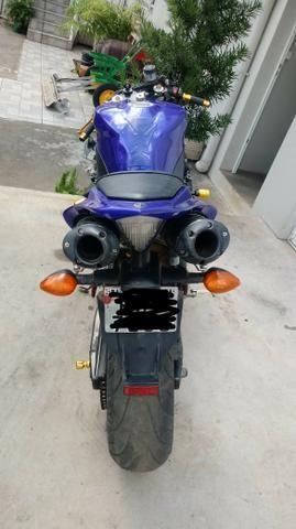 Sucata Para Retirada De Peças Yamaha Yzf R1 Ano 2008 Yzf1000 - Foto 5