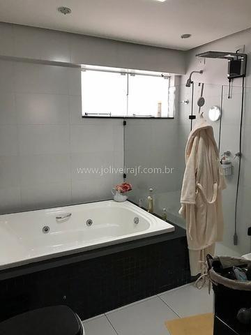 J2 - Excelente apartamento de 4 quartos, Elevador, slão de festas - Cascatinha - Foto 2