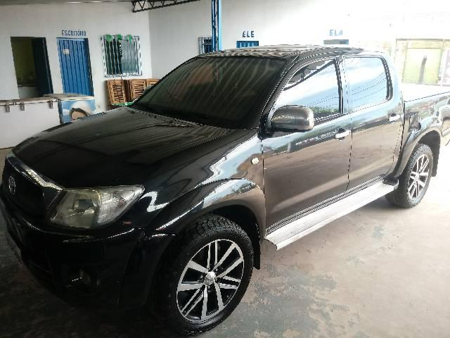 Hilux conservada 2020 pago!!! - Foto 3