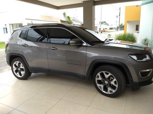 Jeep Compass Limited 9 mil km financio - Foto 3