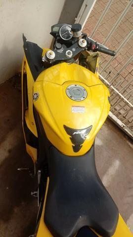 Moto Para Retirada De Peças/sucata Yamaha Yzf R6 Ano 2008