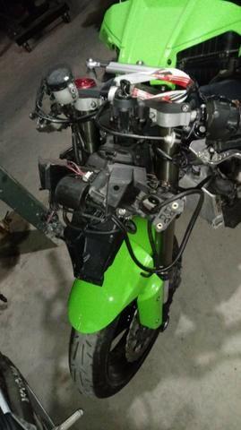 Moto Para Retirada De Peças/sucata Kawasaki Zx10 R Ano 2012 - Foto 3