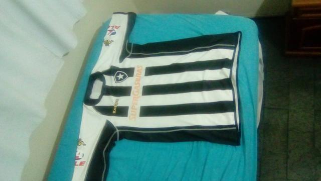 d36d4abc1f Blusa do Botafogo original reliquea - Hobbies e coleções - Pechincha ...