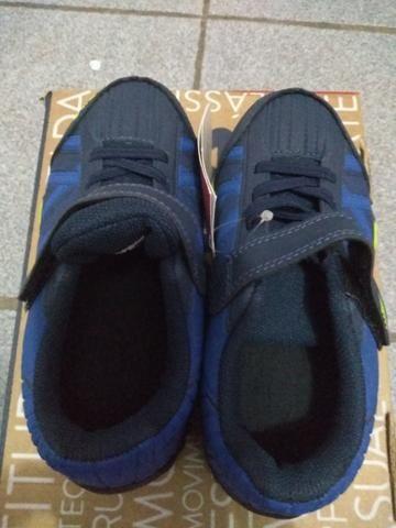 Tênis Fila Slant Summer Infantil Número 27 - Roupas e calçados ... 5c24e1aacc6