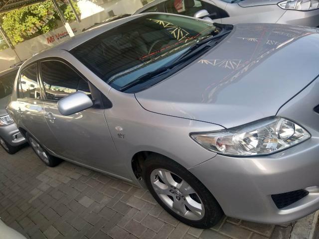 Toyota Corolla GLI 1.8 automática